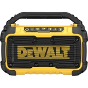 DEWALT 12V/20V MAX JOBSITE BLUETOOTH SPEAKER