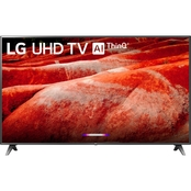 LG 86 in. 4K Smart LED TV w/ AI ThinQ® 86UM8070PUA