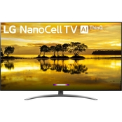 LG 65 in. Nano 9 Series 4K Smart NanoCell TV with AI ThinQ 65SM9000PUA