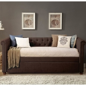 COMPONENT EDMUND II DAYBED ARMS PK