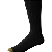 Gold Toe Men's Classic Canterbury Crew Socks 3 Pk.