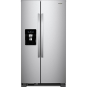 Whirlpool SXS 25 cu. ft. Side by Side Refrigerator