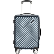 Olympia Matrix 21 in. Expandable Carry On