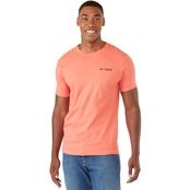 Columbia Sportswear PFG Fishing Rod Graphic Tee