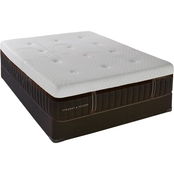 Stearns & Foster Cassatt Luxury Firm Euro Pillowtop Mattress