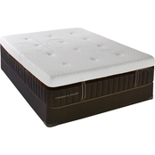 Stearns & Foster Cassatt Luxury Ultra Plush Euro Pillowtop Mattress