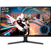 LG 32 in. QHD Gaming Monitor with FreeSync
