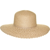 Nine West Packable Heather Floppy Hat