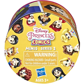 Disney Princess Comics Dolls