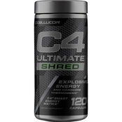 CELLUCOR C4 ULTIMATE SHRED, 120 CT