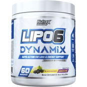 Nutrex Lipo Dynamix Nutritional Supplement