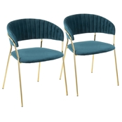 LumiSource Tania Chair 2 pk.