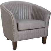 LumiSource Shelton Club Chair