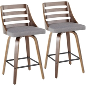 Trevi Counter Stool - Set of 2