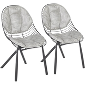 Wired Chair - Set of 2