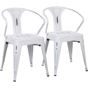 LumiSource Waco Chair 2 pk.