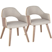 Rollo Dining Chair - Set of 2