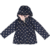 Navy Unicorn Jacket