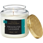 CLCo. by Candle-Lite 14 oz. Freshwater Lavender Candle