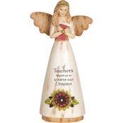 Pavilion Teacher Angel Figurine