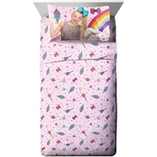 JoJo Siwa Jojo Dreams Twin Sheet Set