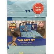 TOY STORY RESCUE SQUAD TWIN SHEET SET