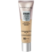 Maybelline Dream Urban Cover Full Coverage SPF 50 Foundation Makeup