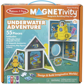 Magnetivity Underwater Adventure Set