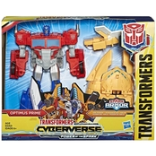 Transformers Cyberverse Arc Power Optimus