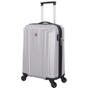 SwissGear 3750 Expandable Hardside Spinner 19 in. Carry On