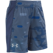 Under Armour Little Boys Moon Camo Stunt Shorts