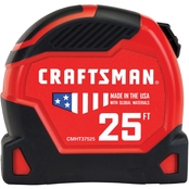 CRAFTSMAN PRO-11 25-ft Tape Measure