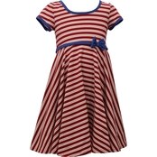 Bonnie Jean Little Girls Fit and Flare Dress