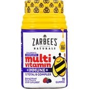 Zarbee's Child Multivitamin Plus Immune Gummy 70 count
