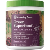 Amazing Grass Sweet Berry Superfood, 30 servings