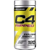 Cellucor C4 Ripped Dietary Supplement Capsules 120 ct.