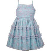 Bonnie Jean Little Girls Tulle Dress