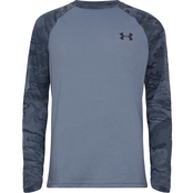 Under Armour Boys Halftone Raglan Shirt