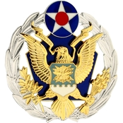 Air Force Headquarters Air Force (HAF) Duty Badge, Midsize
