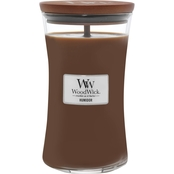 Woodwick Large Humidor Glass Candle