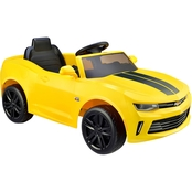 National Products Ltd. Kid Motorz Racing Camaro RS One Seater