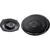 Kenwood KFC-6996PS Performance Series Speaker System (6 x 9 in., 5 Way)
