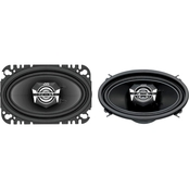 JVC 2 Way Coaxial DRVN V Series Speakers