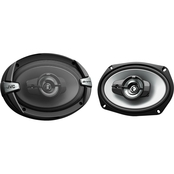 drvn DR Series Coaxial Speakers (6