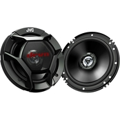 JVC CS DR621 drvn DR Series Shallow Mount Coaxial Speakers