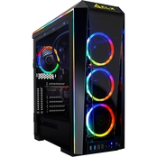 CLX SET Liquid-Cooled Intel Core i9 3.6GHz 16GB RAM 960GB + 3TB Gaming Desktop