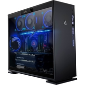 CLX SET Liquid-Cooled Threadripper 2990WX 32GB RAM Dual RTX 2080 Ti 11GB Gaming PC