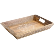 CTG Rectangle Wood Tray