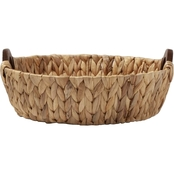 Cravings by Chrissy Teigen 14.25 in. Wicker Basket