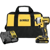 DeWalt 20V MAX Brushless Impact Driver Kit